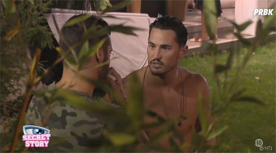 Secret Story 9 : Rémi et Loïc s'expliquent