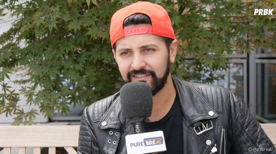 Antonin (Les Ch'tis vs les Marseillais) fait son entrée dans l'émission sur W9, le 7 septembre 2015