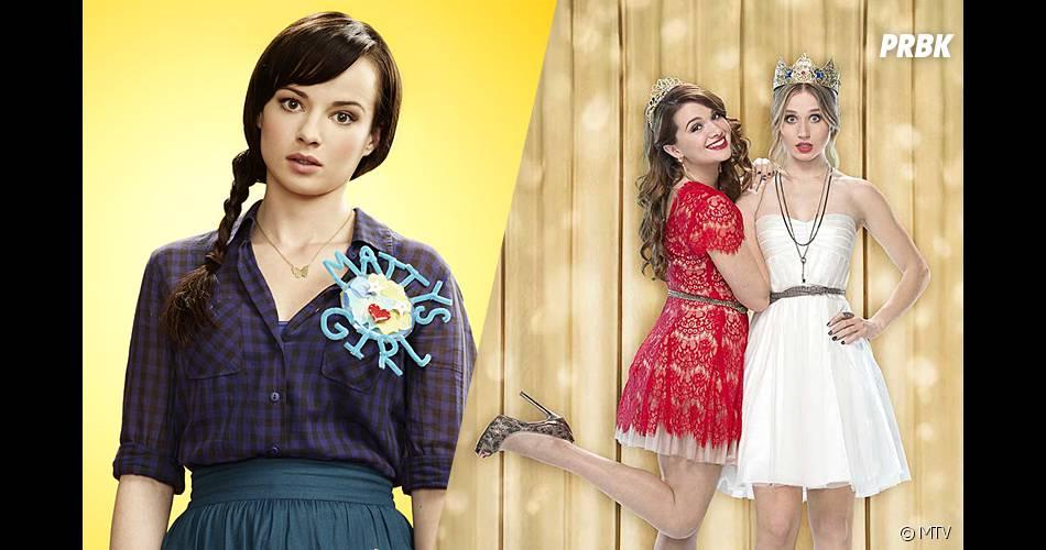 Awkward saison 5 et Faking It saison 2 débarquent sur MTV