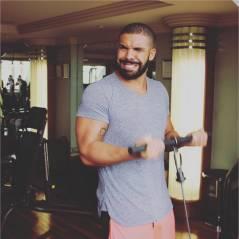 Drake accro au sport et plus musclé que jamais sur Instagram
