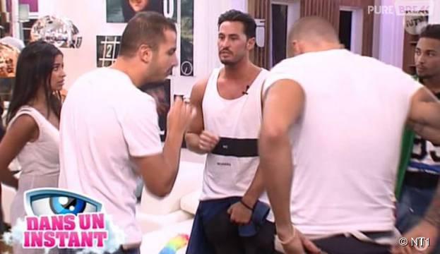 Secret Story 9 : clash entre Jonathan et Rémi lors de la quotidienne du 11 septembre 2015