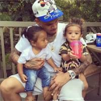 Chris Brown obtient la garde partagée de Royalty : leurs photos père-fille les plus craquantes