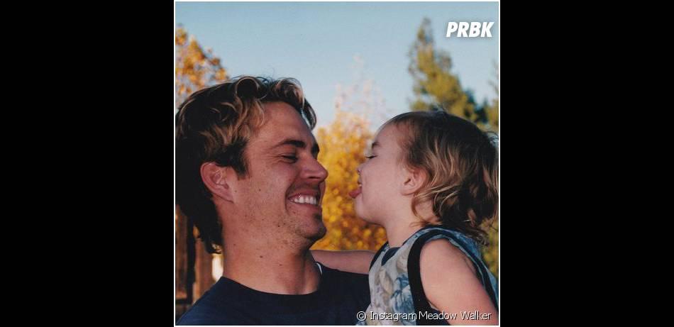Paul Walker : sa fille Meadow va de lancer une fondation en hommage à son père