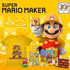 Super Mario Maker : pour les 30 ans du plombier, à vous de fabriquer ses prochaines aventures !