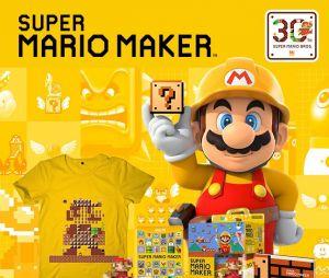 Super Mario Maker est disponible depuis le 11 septembre 2015