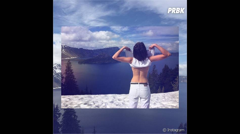 Willa Holland (Arrow) topless sur Instagram
