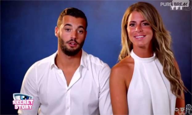 Emilie et Loïc (Secret Story 9) : des frère et soeur jumeaux dans l'émission de TF1 et NT1