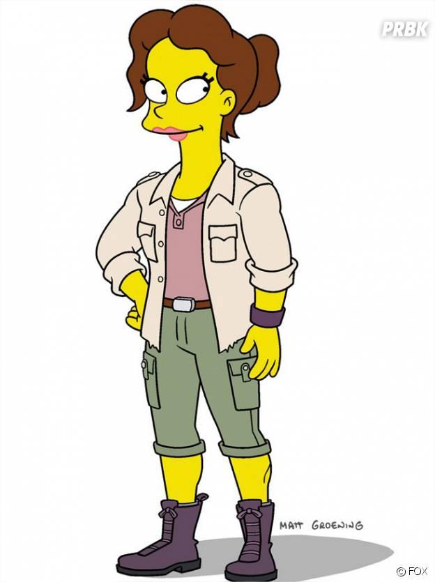 Simpson : Sofia Vergara débarque dans le show