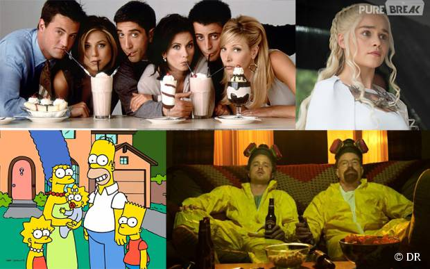 Friends, Breaking Bad, Game of Thrones... les 100 meilleures séries de tous les temps selon The Hollywood Reporter
