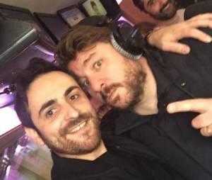 Bruno Guillon : pour la journée de la paix, l'animateur de Fun Radio a enterré la hache de guerre avec Camille Combal de Virgin Radio