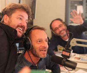Bruno Guillon : pour la journée de la paix, l'animateur de Fun Radio a enterré la hache de guerre avec Difool de Skyrock