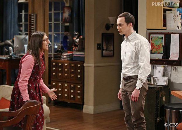 The Big Bang Theory saison 9 : Sheldon et Amy vont voir d'autres personnes