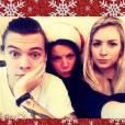 Harry Styles protecteur et complice avec sa soeur Gemma