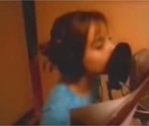 Priscilla Betti dans le clip de Quand je serai jeune en 2011