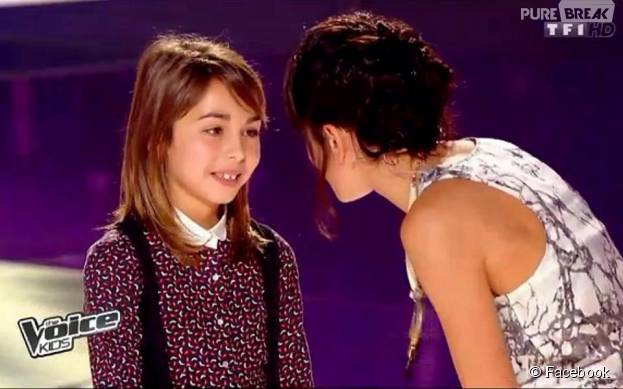 The Voice Kids : Carla, première gagnante de l'émission et talent de Jenifer en 2014 sur TF1