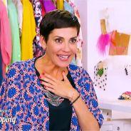 Cristina Cordula choquée par le décolleté d'une candidate des Reines du shopping !