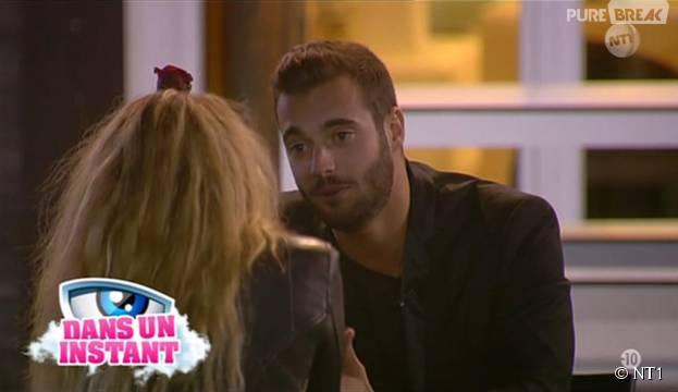 Secret Story 9 : Loïc a (encore) révélé ses sentiments à Mélanie