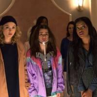 Lea Michele métamorphosée dans Scream Queens : son personnage, Hester, devient une bombe !