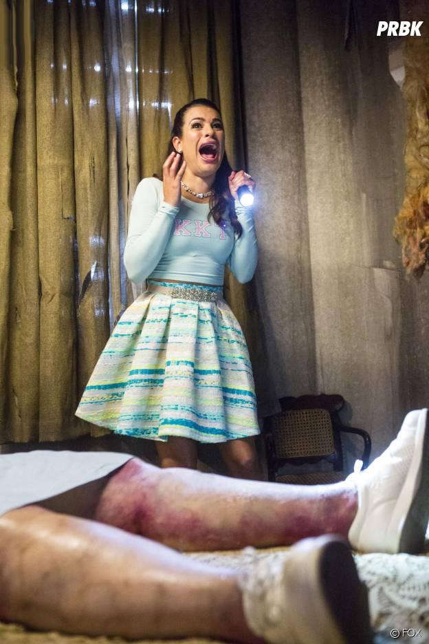 Lea Michele dans Scream Queens