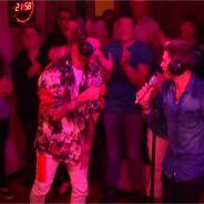 Rayane Bensetti et Keen'V chantent 'J'peux pas j'ai piscine' en live chez Cauet
