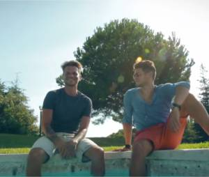 Rayane Bensetti et Keen'V : le clip de J'peux pas j'ai piscine