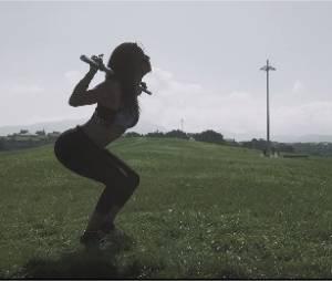 Alonzo - Squat, le clip officiel