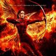 Hunger Games 4 : l'affiche avec Jennifer Lawrence