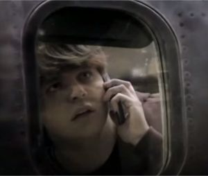Fear the Walking Dead : premier épisode de la websérie Flight 462