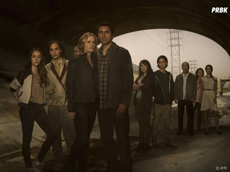 Fear the Walking Dead : le casting de la saison 1