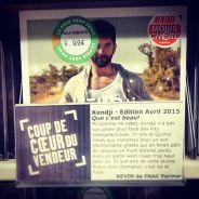 Kendji, Booba, Keen V... leurs albums moqués avec humour par un vendeur de la FNAC