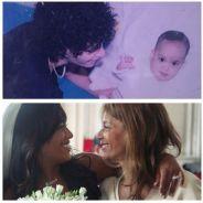 Amel Bent : la future maman adresse un message touchant à sa mère sur Instagram