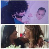 Amel Bent : la future maman adresse un message touchant à sa mère sur Instagram