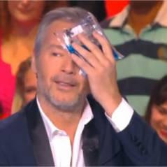 Jean-Michel Maire blessé au visage par une flèche dans TPMP