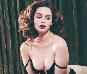 Emilia Clarke : shooting sexy pour le magazine Esquire