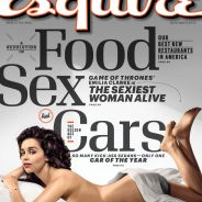 Emilia Clarke (Game of Thrones) nue et sensuelle pour fêter son titre de femme la plus sexy de 2015