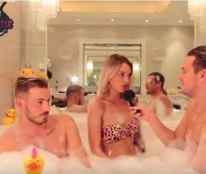 Aurélie Dotremont et Julien Bert détruisent Shanna et Thibault dans le bain de Jeremstar