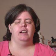 Depuis toujours, cette femme rêvait d'être aveugle... elle l'est devenue volontairement