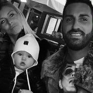 Stéphanie Clerbois : photos craquantes avec son fils Lyam et son petit-ami sur Instagram