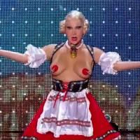 La France a un incroyable talent 2015 : une candidate... fait danser ses seins !