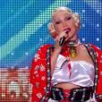 La France a un incroyable talent 2015 : Joy, une candidate de l'émission, a fait danser ses seins