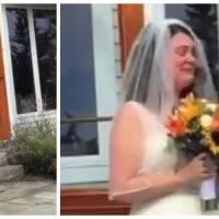 Pour marier sa fille, ce père souffrant d'un cancer a fait un effort surhumain