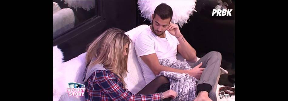 Secret Story 9 : Mélanie blessée par Loïc