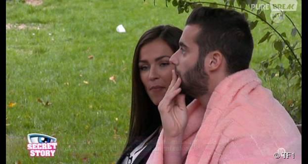 Secret Story 9 : Julie et Loïc prêts à se revoir
