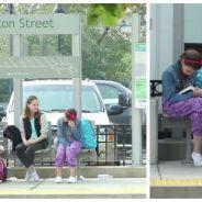 Expérience sociale : qui aidera cette petite fille harcelée par ses camarades à l'arrêt de bus ?