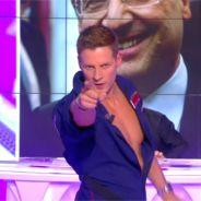 Matthieu Delormeau fait une 'Delormeau Dance' sexy pour François Hollande et l'appelle en direct
