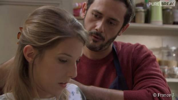 Plus belle la vie saison 12 : Barbara et Francesco, bientôt le mariage ?
