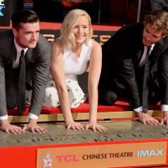 Jennifer Lawrence, Josh Hutcherson et Liam Hemsworth ont dit au revoir à Hunger Games