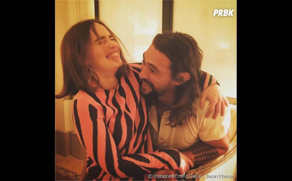 Game of Thrones saison 6 : Daenerys et Khal Drogo se retrouvent lors de la Paris Fashion Week