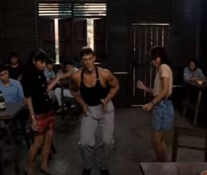 Jean-Claude Van Damme : sa scène de danse dans Kickboxer