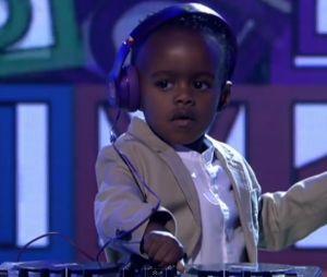 Incroyable talent : un petit DJ de 3 ans gagnant de l'émission en Afrique du Sud